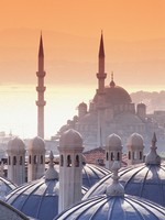Istambul in the early morning. Фото vegadsl - Depositphotos_11619344