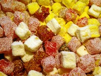 Sweet turkish delights. Фото ЕВГЕНИЙ КУЛИК - Depositphotos_18606657
