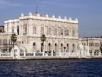 Istanbul, Turkey. Old sultans palace. Фото Jovan Jaric - Depositphotos_2952098