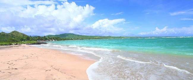 Сент-Люсия. Anse de Sables Beach - Saint Lucia. Фото Jason Ross - Depositphotos