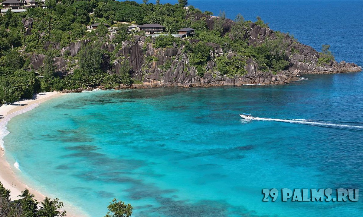 Сейшелы. О.Маэ. Four Seasons Resort Seychelles