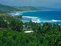 Барбадос. Panoramic view of Barbados island. Фото sophie Vigneault - Depositphotos
