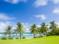 Барбадос. Bathsheba, East coast of Barbados, Caribbean. Фото Richard Semik - Depositphotos