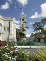 Барбадос. Caribbean, Barbados, Bridgetown, St. Michaels Cathedral, church, landmark. Фото Philip H. Coblentz - Depositphotos