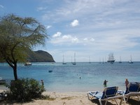 St. Vincent and the Grenadines, Union Island Chatam Bay