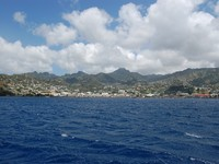 Круиз Карибы - 2013. Royal Clipper. St.Vincent. Bequia
