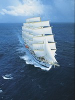 Карибы. Royal Clipper