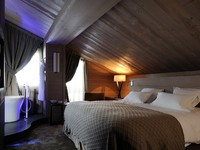 Франция. Куршевель 1850. Grandes Alpes Private Hotel. Emerald Suite