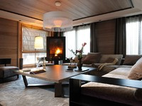 Франция. Куршевель 1850. Grandes Alpes Private Hotel. Jade Suite