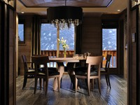 Франция. Куршевель 1850. Grandes Alpes Private Hotel. Onyx Suite