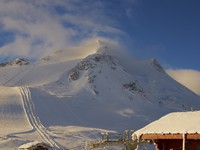 France Espace Killy, Val Claret, Tignes and Val d'Isere. Фото Simanovskiy-Depositphotos