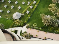 ОАЭ. Дубаи. Le Royal Meridien Beach Resort & Spa. Gardens