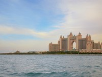 ОАЭ. Дубай. Atlantis, The Palm