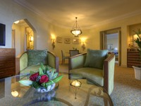 ОАЭ. Дубай. Atlantis, The Palm - Guest Rooms - Suites - Terrace Suite Living Room