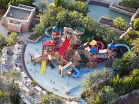 ОАЭ. Дубай. Atlantis, The Palm - Marine & Waterpark - Aquaventure Waterpark - Splashers