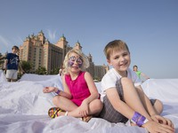 ОАЭ. Дубай. Atlantis, The Palm - Guest Activities - Kids Activities - Kids Club Outdoor 6