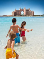 ОАЭ. Дубай. Atlantis, The Palm - Guest Activities - Kids Activities - Summer Camp