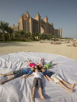 ОАЭ. Дубай. Atlantis, The Palm - Guest Activities - Kids Activities - Kids Club Outdoor