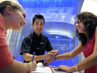 ОАЭ. Дубай.Atlantis, The Palm - Guest Activities - Teens Activities - Club Rush