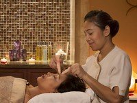 ОАЭ. Дубай.Atlantis, The Palm - Guest Activities - ShuiQi Spa & Fitness - Spa Treatment