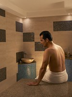 ОАЭ. Дубай. Fairmont The Palm, Dubai. Men's Hammam