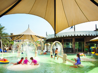 ОАЭ. Дубай. Madinat Jumeirah. Al Qasr Hotel. Sinbads Kids Club. Water Islands