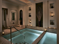 ОАЭ. Дубай. Madinat Jumeirah. Talise Spa. Plunge Pool
