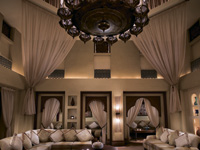 ОАЭ. Дубай. Madinat Jumeirah. Talise Spa. Ladies Relaxation Area