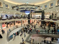 ОАЭ. Дубай. Deira City Center Shopping Mall in Dubai. Фото Philip Lange - Depositphotos
