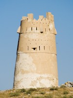 ОАЭ. Рас-эль-Хайма. An historic site in Ras Al Khaimah. Фото Altaf Hussein - Depositphotos