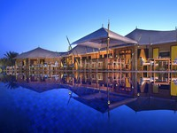 ОАЭ. Рас-эль-Хайма. Banyan Tree Ras Al Khaimah. Sands Restaurant -Bar