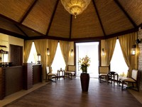 ОАЭ. Рас-эль-Хайма. Banyan Tree Ras Al Khaimah Beach. Beach Club Reception