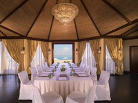 ОАЭ. Рас-эль-Хайма. Banyan Tree Ras Al Khaimah Beach. Meeting Room Sands Bar