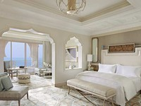 ОАЭ. Рас-эль-Хайма. Waldorf Astoria Ras al Khaimah. Junior suite