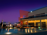 ОАЭ. Фуджейра. Radisson Blu Fujairah Resort