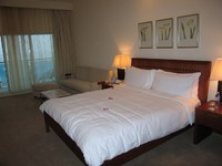 ОАЭ. Фуджейра. Radisson Blu Fujairah Resort. Deluxe Room. Фото Павла Аксенова