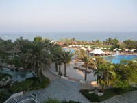 ОАЭ. Фуджейра. Le Meridien Al Aqah Beach Resort. Superior Room. Фото Павла Аксенова