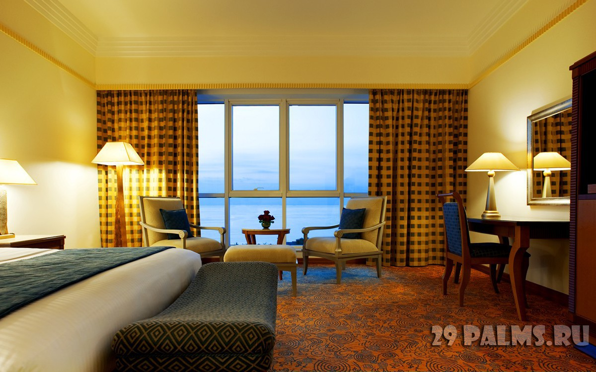 ОАЭ. Фуджейра. Le Meridien Al Aqah Beach Resort. Classic Rooms – All Sea View