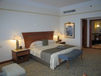 ОАЭ. Фуджейра. Le Meridien Al Aqah Beach Resort. Executive Suite. Фото Павла Аксенова