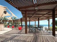 ОАЭ. Фуджейра. Le Meridien Al Aqah Beach Resort. Beach Bar