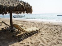 ОАЭ. Фуджейра. Le Meridien Al Aqah Beach Resort. Фото Павла Аксенова