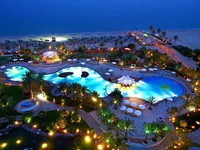 ОАЭ. Фуджейра. Le Meridien Al Aqah Beach Resort