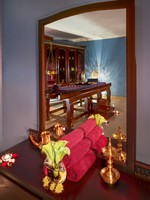 ОАЭ. Фуджейра. Le Meridien Al Aqah Beach Resort. Ayurveda Spa