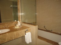 ОАЭ. Фуджейра. Iberotel  Miramar Al Aqah Beach Resort. Superior Room. Фото Павла Аксенова