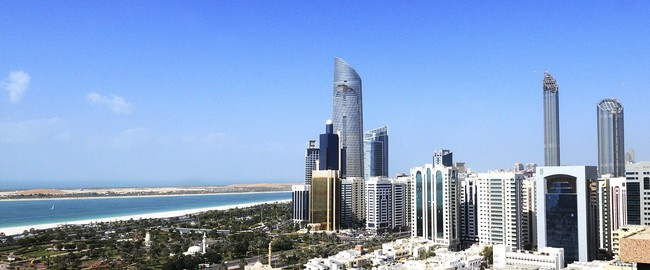 ОАЭ. Абу-Даби. Abu Dhabi city. Фото ventdusud. Depositphotos