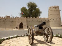 ОАЭ. Аль Айн. Sultan bin Zayed Fort in Al Ain. Фото Philip Lange - Depositphotos