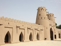 ОАЭ. Аль Айн. Ancient fort of Al Ain, Emirate Abu Dhabi. Фото Philip Lange - Depositphotos