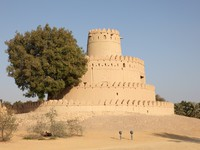 ОАЭ. Аль Айн. Al Jahili fort in Al Ain, Emirate of Abu Dhabi. Фото Lange - Depositphotos