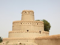 ОАЭ. Аль Айн. Ancient fort of Al Ain, Emirate Abu Dhabi, UAE. Фото Philip Lange -shutterstock