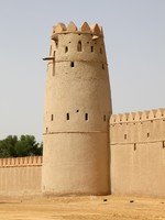 ОАЭ. Аль Айн. Al Jahili Fort in Al Ain, Abu Dhabi. Фото Philip Lange - Depositphotos